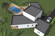 maison contemporaine etage EPITAPH 4