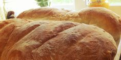 Easy Homemade Bread No kneading needed...just stir in the bowl! This is our favorite bread recipe.