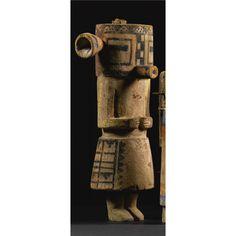 Hopi Polychromed Wood Kachina Doll Representing Kana   Lot   Sotheby's