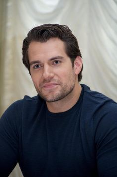 Man From Uncle London press junket :: Henry Cavill