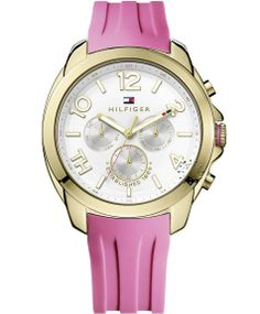 Tommy Hilfiger Ladies' Watches 1781388 ** Learn more by visiting the image link. Tommy Hilfiger Watches, Tommy Hilfiger Women, Rubber Watches, Rose Gold Watches, Stainless Steel Watch, Sports Women, Fashion Watches, Michael Kors Watch, Bracelet Watch