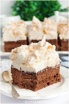 Dessert Cake Recipes, Cake Cookies, Sweet Tooth, Good Food, Food And Drink, Tasty, Sweets, Snacks, Vanilla Cake