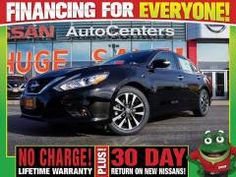 2016 Nissan Altima 2.5 SL - Technology and Moonroof Packages Sedan Wood River IL