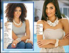 Tracy Lynn Jewelry Online Catalog   Traci Lynn Fashion Jewelry Spring/Summer Catalog is HOT! :: ~Pearls~