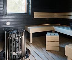 Helo Deco > Saunan sisustus - Helo Ltd