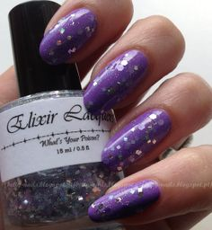 Betty Nails: *E* Elixir Lacquers [Indie Guide Project]