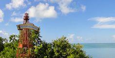 Marathon é a última cidade antes de chegar em Key West.