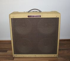59 Fender Bassman - My ALL time favorite guitar amp