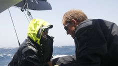 Strangers at Sea - nytimes.com, Gabe Johnson, Taige Jensen and Chris Museler, Nov. 21, 2014. Without ever having sailed together before, Ryan Breymaier and Pepe Ribes crossed the Atlantic Ocean in a 60-foot monohull, one of five boats in the June 2014, IMOCA Ocean Masters New York to Barcelona race.