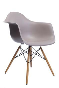 DSW Eames Plastic Sidechair   Creme   Sitzhöhe 41 Cm | ...VITRA... |  Pinterest