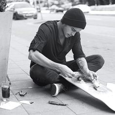 shot i did of dylan rieder in antwerp for I-D on line. @swankfuck_inc