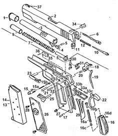68 best exploded views images exploded view tools drill Mobile CB Radio 1911 exploded view