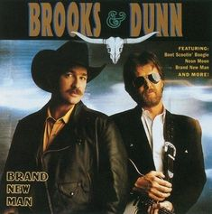 """BROOKS AND DUNN: """"Brand New Man"""" by Brooks & Dunn (CD, BMG Special Products)    eBay"""