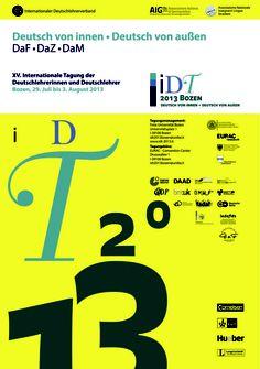 Internationale Deutschlererinnen und Deutschleherer Tagung 2013 (more than 2500 participants