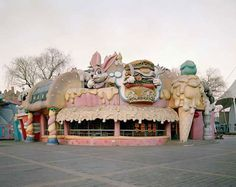 Photographer Visits China's Abandoned Amusement Parks - Neatorama