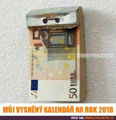 Můj vysněný kalendář na rok 2018