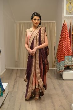 Embroidered Shawls Exhibition by Nida Azwer