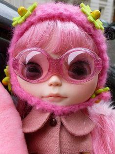 ::: Cold day ::: Blythe doll:::