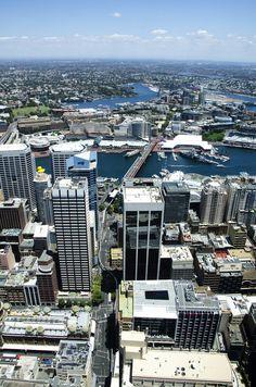 Sydney Darling Harbour, Australia
