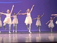 Gr. 2-5 Dance Company, I See The Light, Spring 2012
