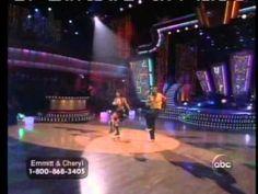 Emmitt Smith & Cheryl Burke - Freestyle - Finale, season 3