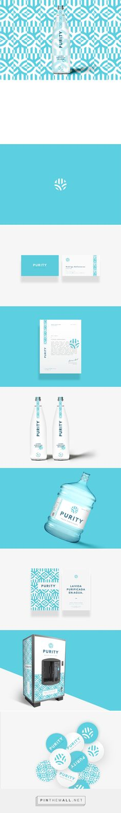 PURITY on Behance - created via https://pinthemall.net