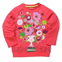 boboli Girl's Long-Sleeved Shirt -  Pink - 3 Years