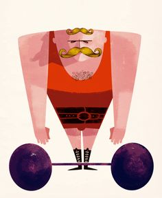 Clever Circus Characters