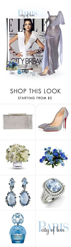 """Don't dream it's over..."" by akhesa10 ❤ liked on Polyvore featuring Alba Botanica, RALPH, Jimmy Choo, Christian Louboutin, Alexis Bittar, Diamondere, Marc Jacobs and WALL"