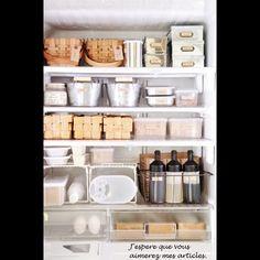 I appreciate this marvellous photo Kitchen Interior, Room Interior, Interior Design Living Room, Kitchen Pantry, Kitchen Storage, Fridge Organization, Clean House, Bathroom Medicine Cabinet, Decoration