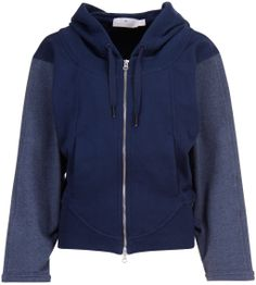 Sweatjacke von ADIDAS BY STELLA MCCARTNEY @ REYERlooks.com