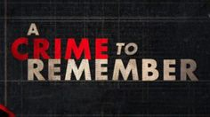"""""""A crime to remember"""", la nuova serie TV che si tinge di giallo Michelle Mcnamara, Tv Series 2013, Investigation Discovery, Current Tv, Discovery Channel, Great Tv Shows, Tv Shows Online, Me Tv, See On Tv"""