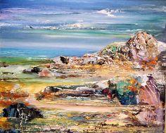 landscape by ANTONIO POMBO