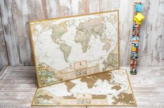 Hey, I found this really awesome Etsy listing at https://www.etsy.com/ca/listing/250132009/world-map-scratch-off-map-scratch-world
