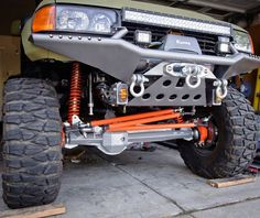 Awesome looking bumper. Not made for your model, but something similar would be good.