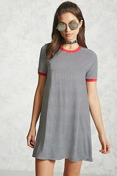 9462fdce563 Feel as great as you look and shop Forever 21 for your next favorite  T-shirt dress