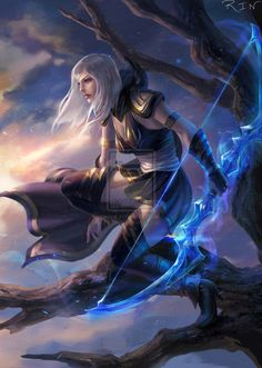 league-of-legends-sexy-girls - Posts tagged ashe Lol League Of Legends, Character Concept, Character Art, Character Design, Fantasy Women, Fantasy Girl, Science Fiction, Armas Ninja, Animes Yandere