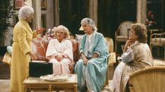"""Fans of the """"Golden Girls"""" take note. A themed cruise on the Celebrity Infinity ship is scheduled to leave Miami and sail the Western Caribbean in Golden Girls House, Golden Girls Theme, Celebrity Infinity, Western Caribbean Cruise, Hawaiian Cruises, Sailing Charters, Impractical Jokers, Adventure Of The Seas, Betty White"""