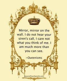 the truth about mirrors