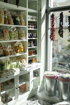 Zebili Food & Grocery by Katerina Deligianni, via Behance