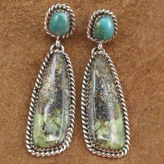 Native American Jewelry - Dangle Earrings - Alltribes
