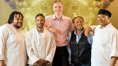 Dinner at Edwins: Fine-dining French restaurant giving former criminals a second chance