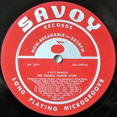 Charlie Parker - The Charlie Parker Story (Vinyl, LP, Album) at Discogs