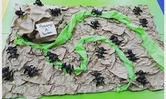 Ant craft ideas Hello, Everyone, ants are little hardworking insects. You can find lots free ant craft ideas below this text. You can create these crafts by using simple materials.You can also check worksheets for [. Fun Activities For Kids, Fun Crafts For Kids, Craft Kids, Ant Crafts, Diy And Crafts, World Festival, Finger Plays, Animal Projects, Bugs And Insects