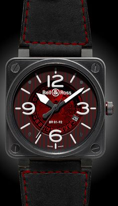 Watch What If - Bell & Ross BR1 Heritage - Pin Strip | Flickr - Photo Sharing!