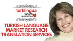 As Turklingua Turkish Language Translation Services Company  | http://www.turklingua.com |, our remarkably skilled Turkish linguists, having an obvious strength are not only linguists, addtitionaly carry high levels and undoubted business background regarding the market research topic, stimulating that your Turkish language market research translation job placement exceeds each Turkish hindrances.