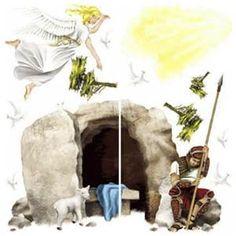 resurrection decorations