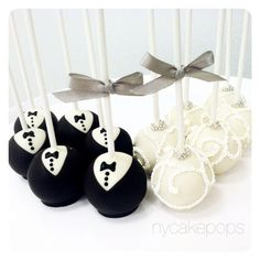 Wedding Cake Pops - New York Cake Pops