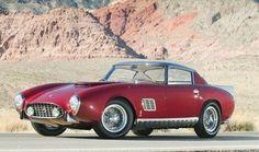 1957 Ferrari 410 Scaglietti Coupe