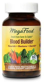 Whole food iron supplement = no side effects. AMAZING.